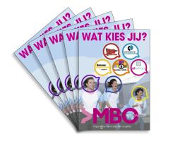 MBO wegwijzer 2016