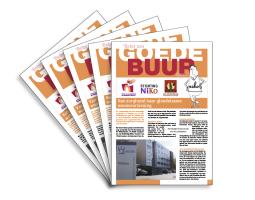 Zorgmagazine Wijkblad Stichting NiKo Alkmaar
