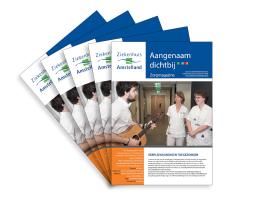 Zorgmagazine Ziekenhuis Amstelland Amstelveen