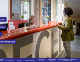 Digitaal jaarverslag SAG Amsterdam