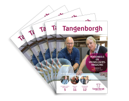 Personeelsmagazine Zorggroep Tangenborgh Emmen #6