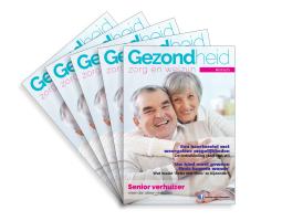 Gezondheid, Zorg & Welzijn - editie Arnhem 2017