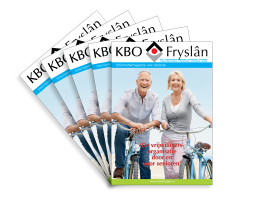 60+magazine KBO Fryslân