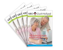 60+magazine KBO Zuid-Holland