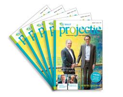 Vakblad Projectie #2 | 2018 van IPMA Nederland