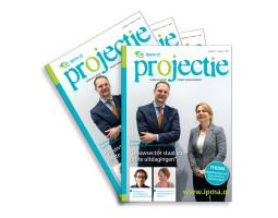 Vakblad Projectie #3 | 2018 van IPMA Nederland