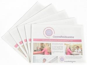 Zorg krant Stichting Amsterdamse Gezondheidscentra