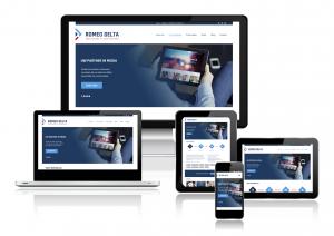 Website Romeo Delta Zieuwent