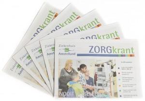 Zorg krant Ziekenhuis Amstelland Amstelveen