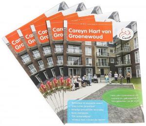 Zorg magazine Careyn | Hart van Groenewoud Spijkenisse