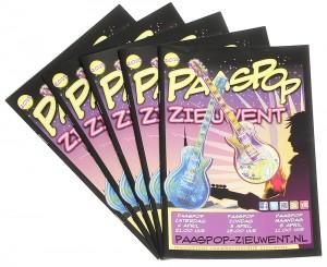 Event magazine PaasPop Zieuwent 2015