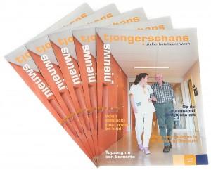 Zorg magazine Tjongerschans Ziekenhuis Heerenveen