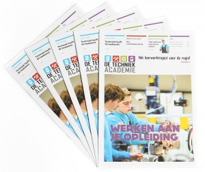 Opleidingen magazine De Techniek Academie Harderwijk