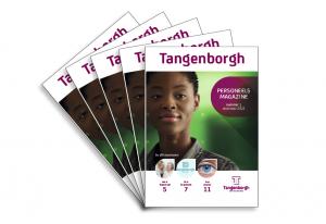 Personeelsmagazine Zorggroep Tangenborgh Emmen