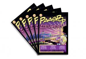 Event magazine PaasPop Zieuwent 2016