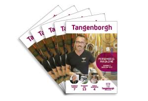 Personeelsmagazines Zorggroep Tangenborgh Emmen