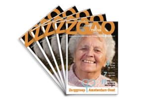 Zorgmagazine Zorggroep Amsterdam Oost - winter 2017