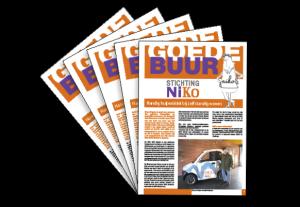 Zorgmagazine Wijkblad Stichting NiKo