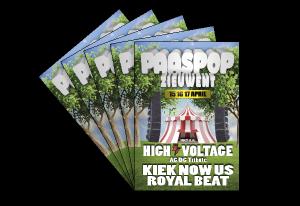 Event magazine PaasPop Zieuwent 2017