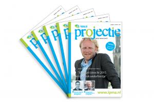 Vakblad Projectie #3 van IPMA Nederland