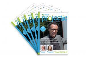 Vakblad Projectie #4 van IPMA Nederland
