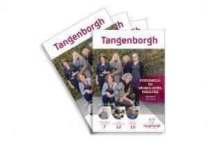 Personeelsmagazine Zorggroep Tangenborgh Emmen #7
