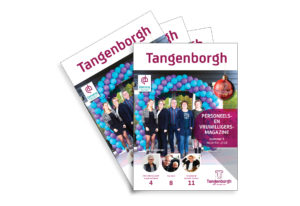 Personeelsmagazine Zorggroep Tangenborgh Emmen #9
